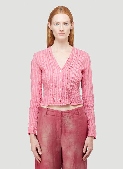 OUR LEGACY WORK SHOP Pleated Blouse