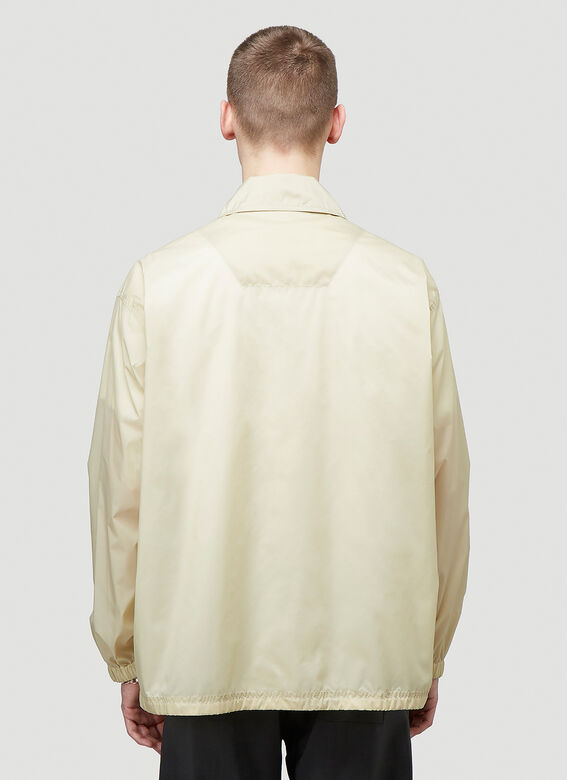 Jil Sander+ SPORT JACKET 01 - TECHINCAL RECYCLED NYLON 4