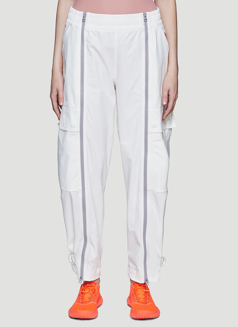 Adidas by Stella McCartney Front Zip Track Pants