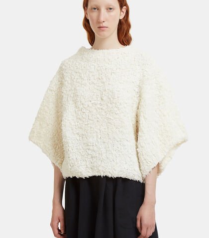Oversized Sheep Jumper