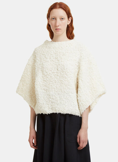 Oversized Sheep Sweater