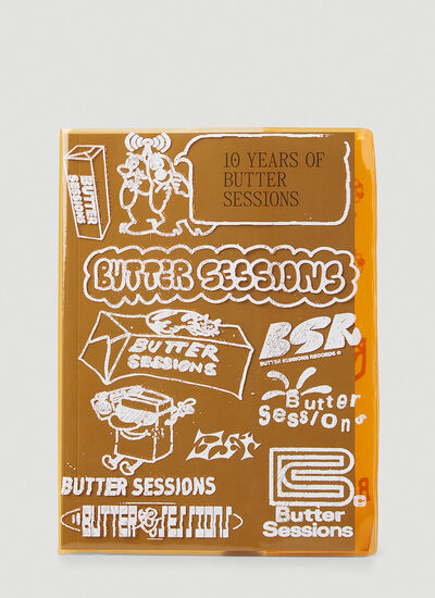 Butter Sessions 10 Years of BSR Book