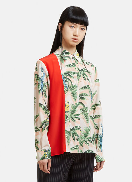 Stella McCartney Paradise Panel Shirt
