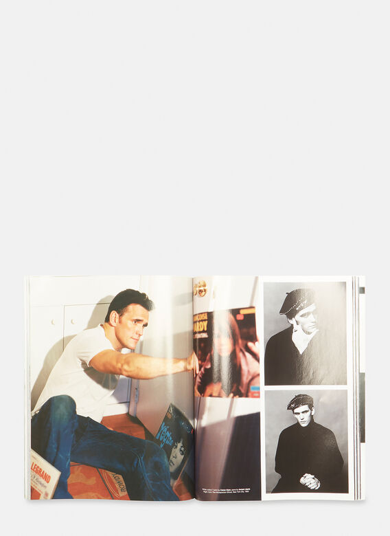 Book Arena Homme + Back Issue (Winter/Spring 06/07)