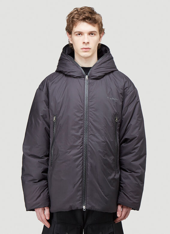 Acne Studios Hooded Down Jacket 1