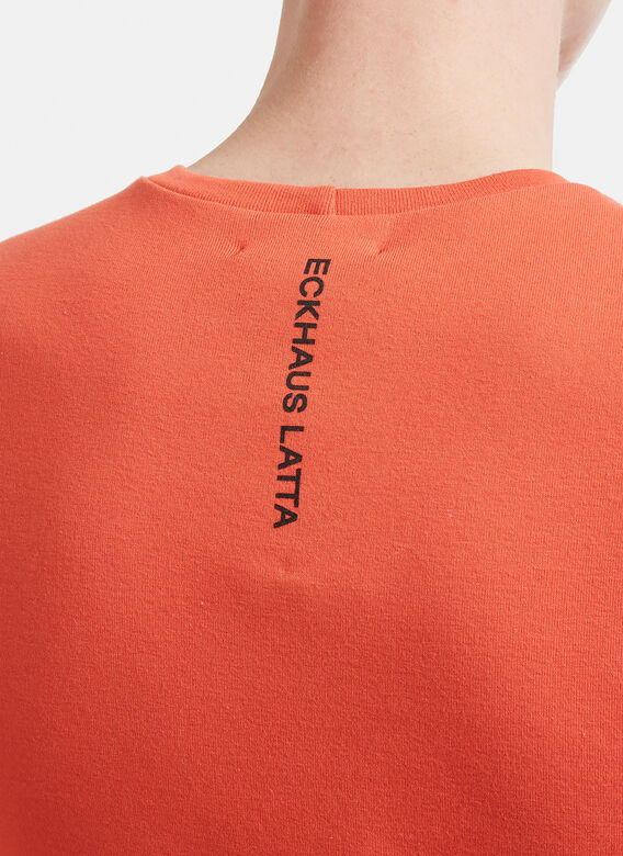 Eckhaus Latta Muscle Red Dot Com Tank Top