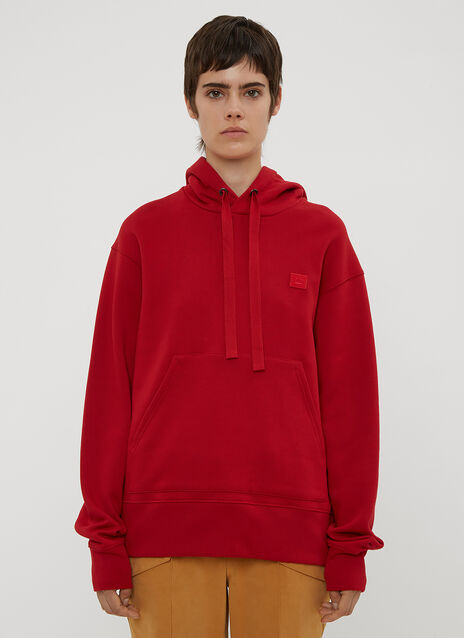 Acne Studios Hooded Ferris Face Sweater