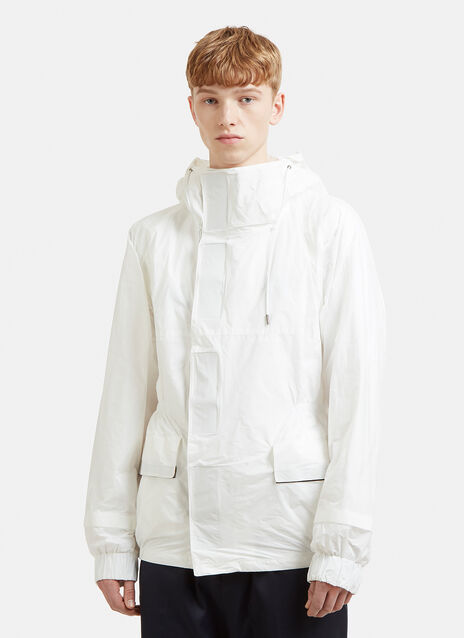 Jil Sander Hooded Jacket