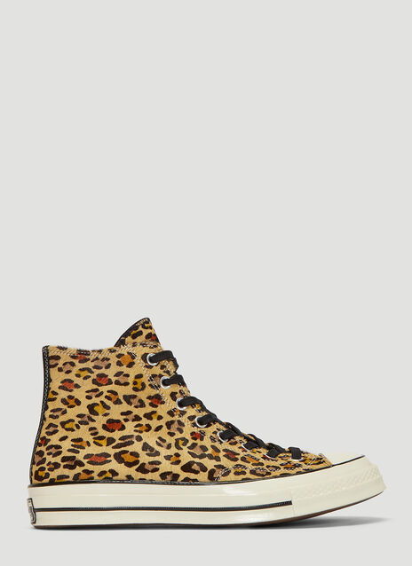 Converse High Chuck Taylor 1970s Animal Kingdom All Star Sneakers