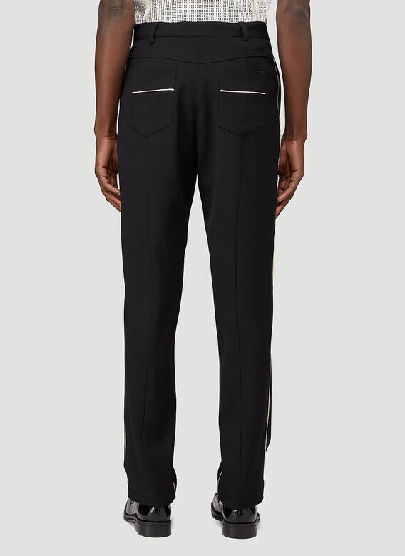 Wales Bonner SUNSHINE PANELLED TROUSERS 4