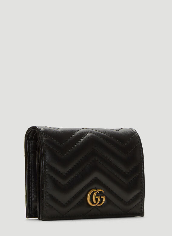Gucci GG Marmont Card Case Wallet 2