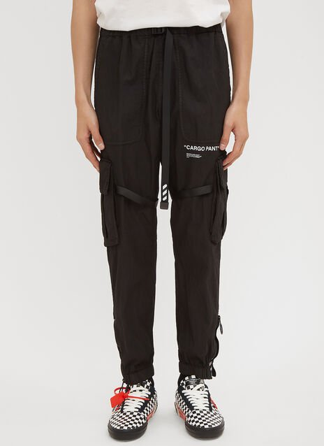 Off-White Cargo Pants