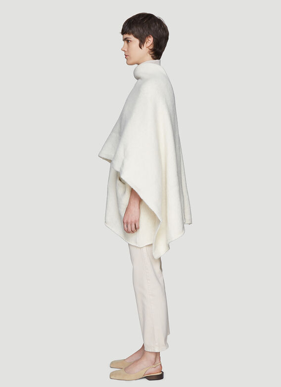 Lauren Manoogian One Sleeve Wrap Poncho