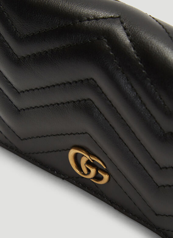 Gucci GG Marmont Card Case Wallet 5