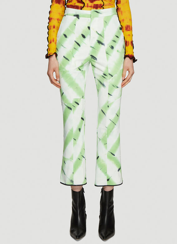 ASAI Jungle Fever Hand Painted Jeans 6