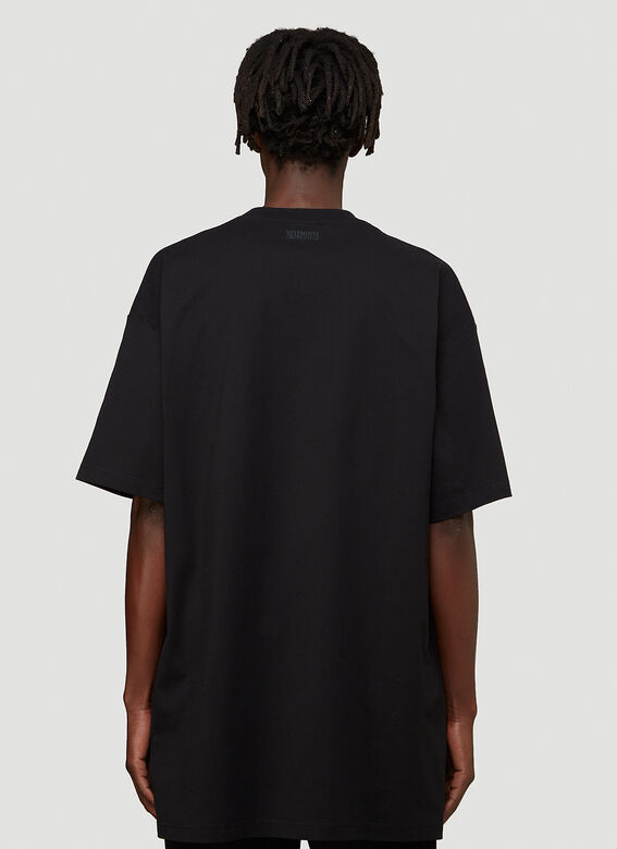 Vetements KEEPING UP WITH THE GVASALIAS / AFTER T-SHIRT 4