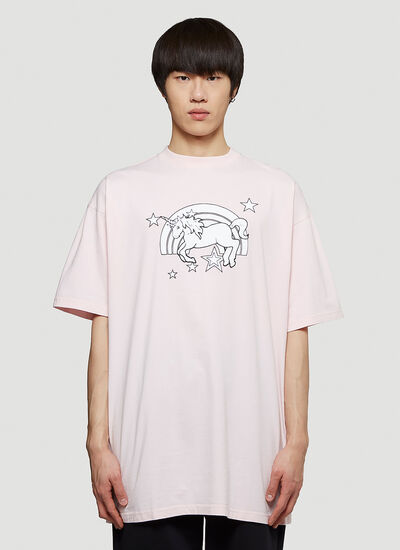 Vetements Magic Unicorn T-Shirt