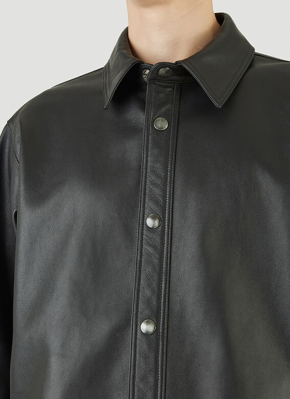 Acne Studios LEATHER OUTERWEAR 5