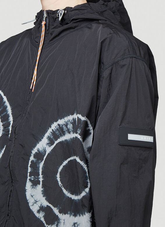 Aries Tie-Dye Windcheater Jacket 5