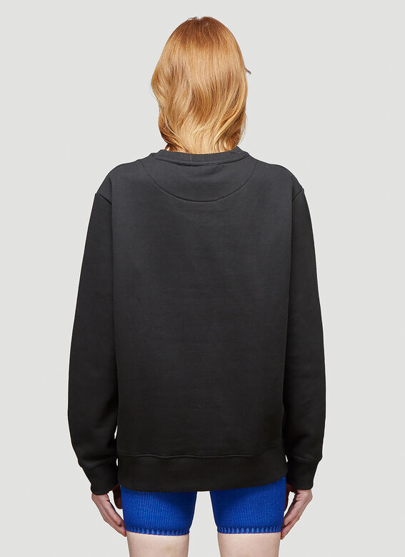 Butter Sessions RITTLE KING EMBROIDERED CREWNECK 4