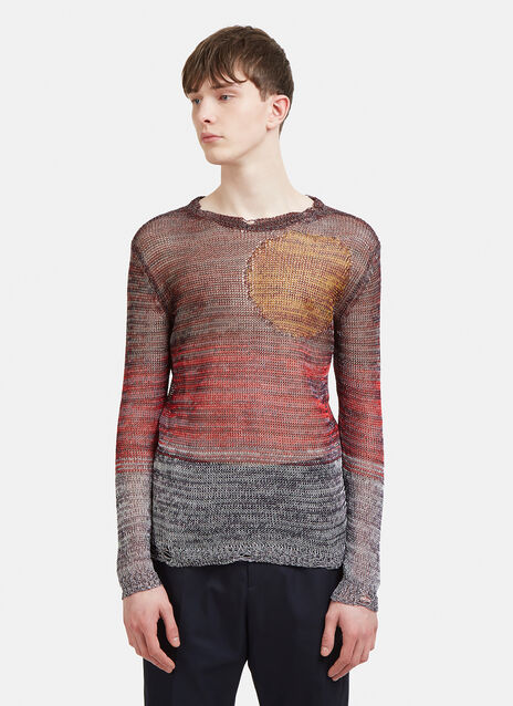 Stella Mccartney Open Knit Jumper