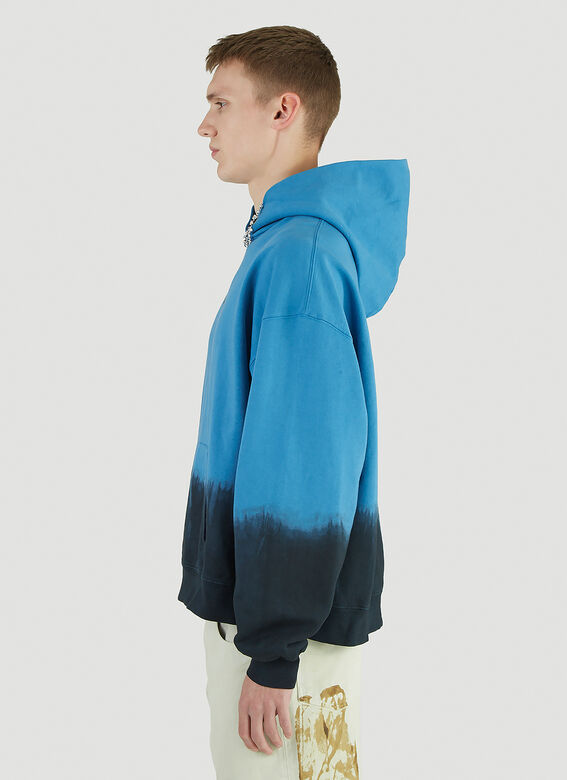 Ottolinger Otto Hoodie Blue Dip 3