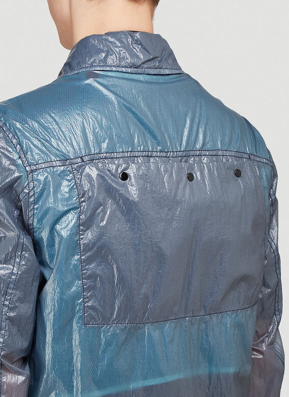 Stone Island TRENCH COAT_PACKABLE - 5