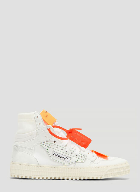 Off-White Low 3.0 High-Top Sneakers