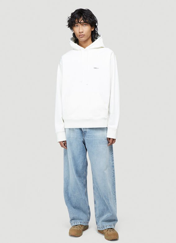 OAMC OUTLINE HOODIE KNITTED 2