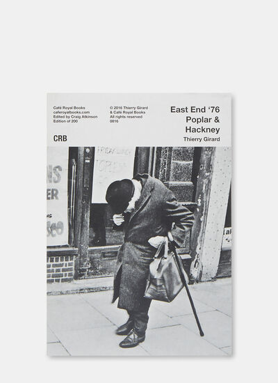 Books East end 76, Poplar & Hackney by Thierry Girard