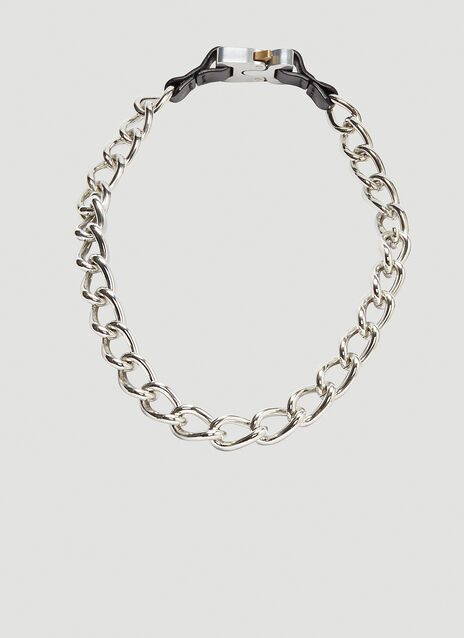 1017 ALYX 9SM Chain Link Rollercoaster Necklace