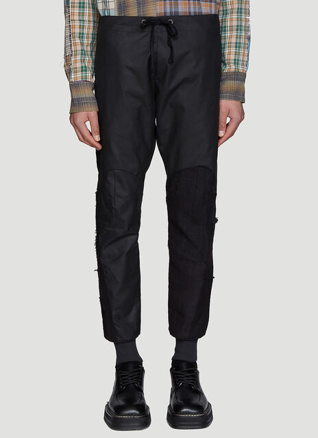 Proposition Tailored Tie-Up Pants