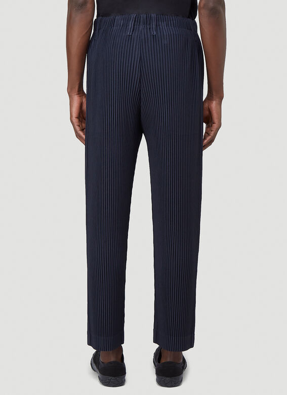 Homme Plissé Issey Miyake Classic Pleated Pants 4