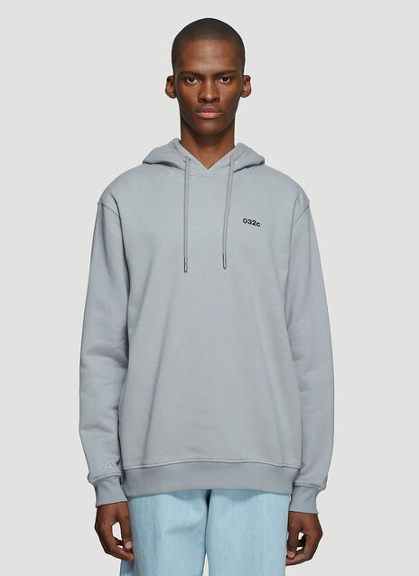 032C Hooded Bolt Sweater