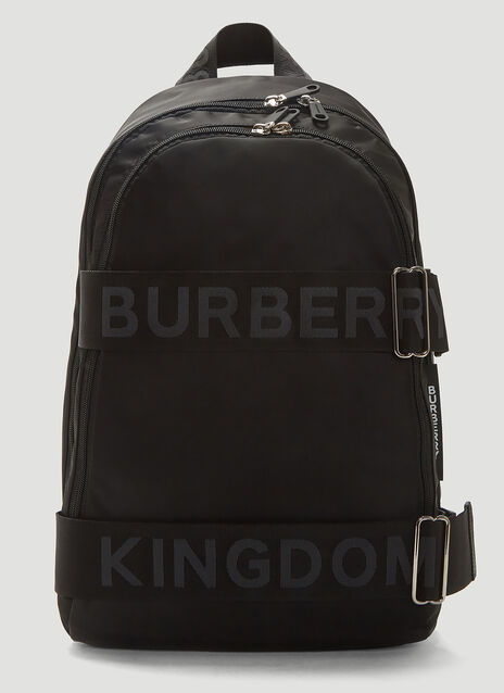 Burberry Logo Backpack