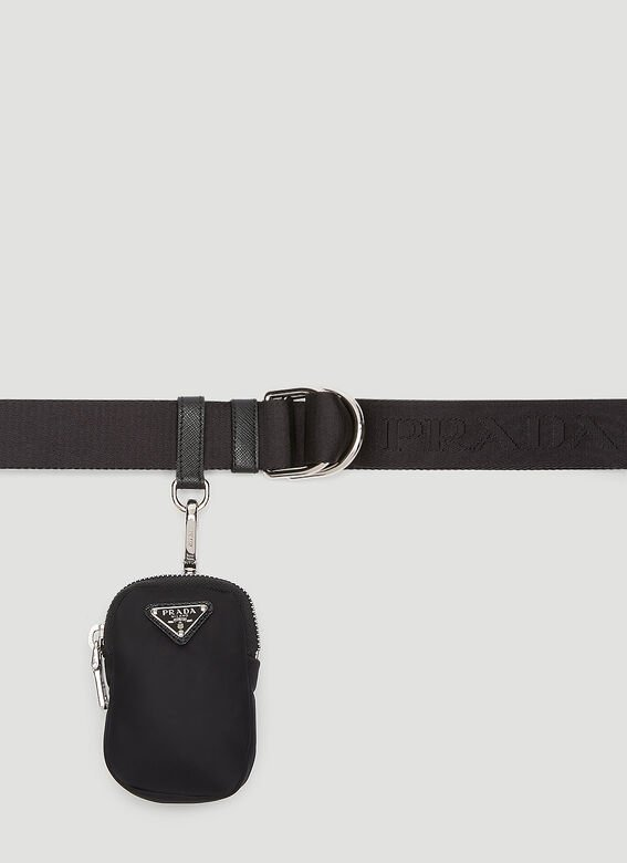 Prada BELT WITH SMALL POUCH 1