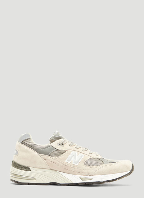 New Balance 991 Suede Sneakers
