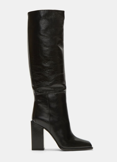 Saint Laurent Jodie 105 Knee-High Boots