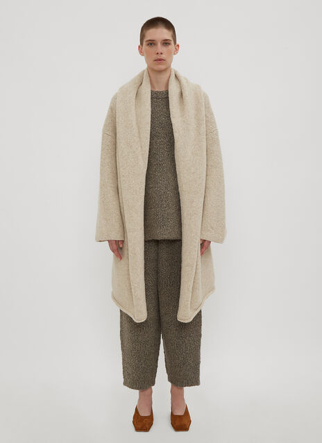 Lauren Manoogian Capote Knit Coat