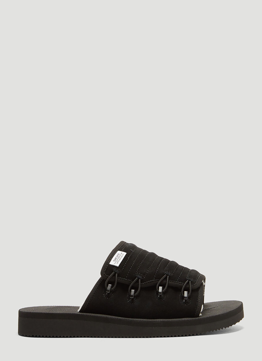 Suicoke Mura Mab Sandals in Black