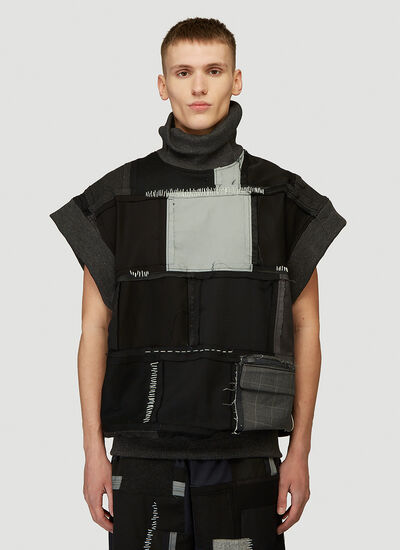 DRx FARMAxY FOR LN-CC The Coven Turtleneck Sweater