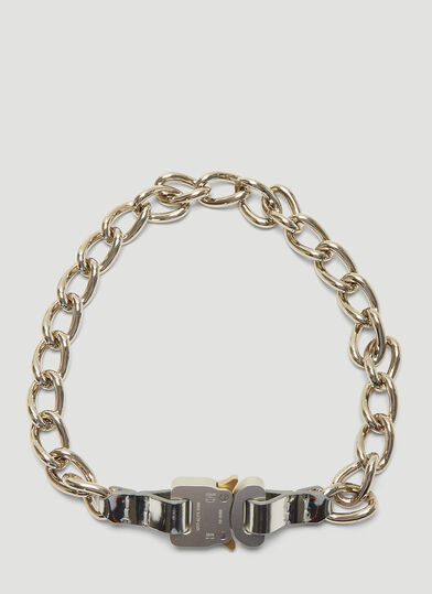 1017 ALYX 9SM Chain Necklace in Silver