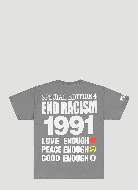 Infinite Archives End Racism T-Shirt 2