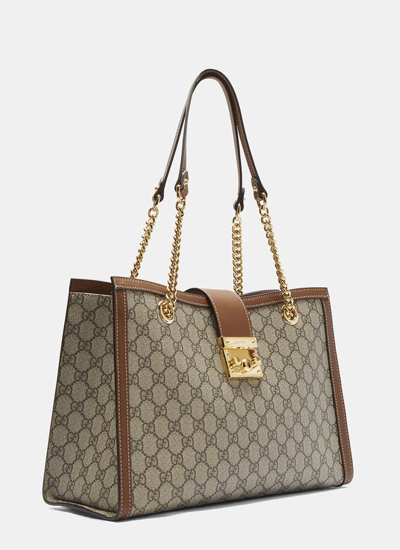 6bb6f444cdc8 Gucci Padlock Medium Shoulder Bag | Stanford Center for Opportunity ...