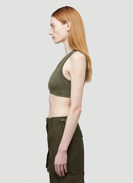 Helmut Lang Double Cropped Top 3