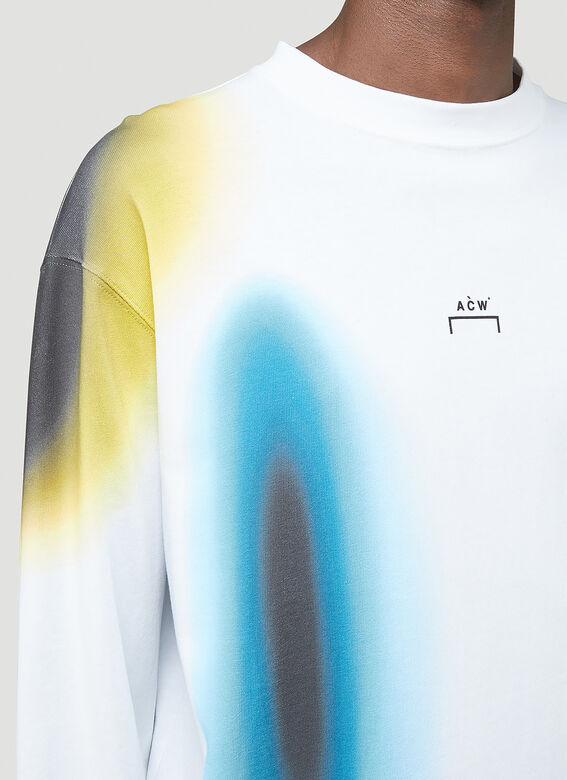 A-COLD-WALL* Hypergraphic Long-Sleeved T-shirt 5
