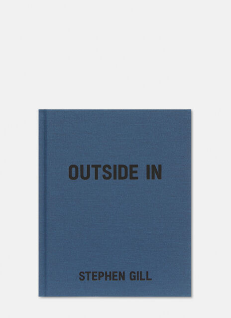 Book Stephen Gill, Outside In