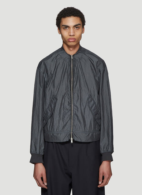 Jil Sander Seattle Bomber Jacket