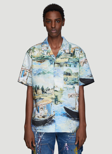 Off-White Lake Short Sleeve Shirt