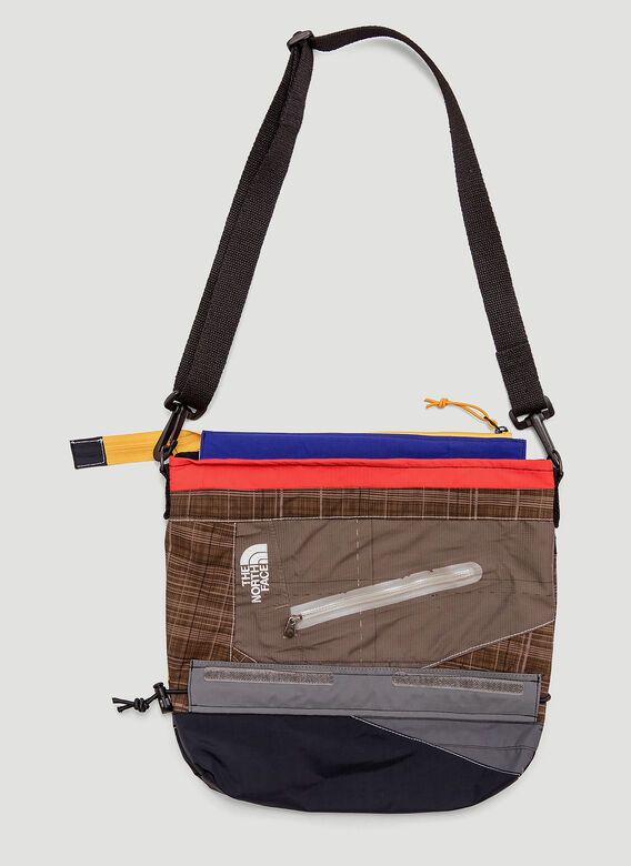 Greater Goods Upcycled Crossbody Bag 1